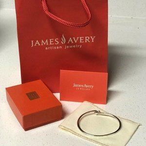 NEW James Avery Hammered Hook-On Bracelet